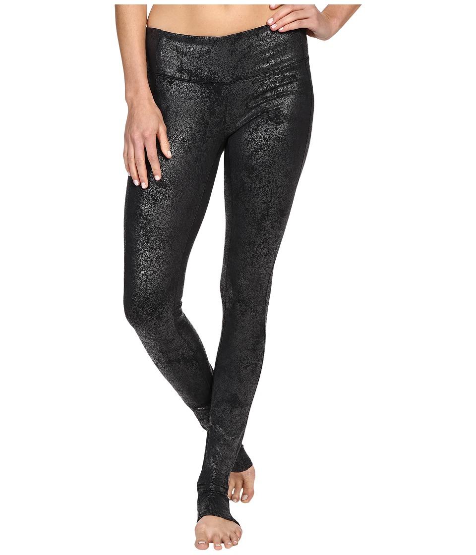 New Balance - Studio Tight (Black Multi) Women's Casual Pants