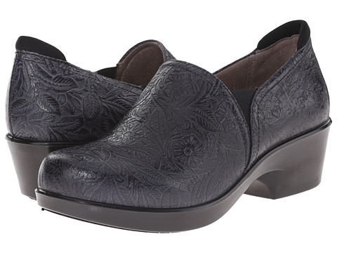 Naturalizer - Freeda (Black Tooled Leather) Women