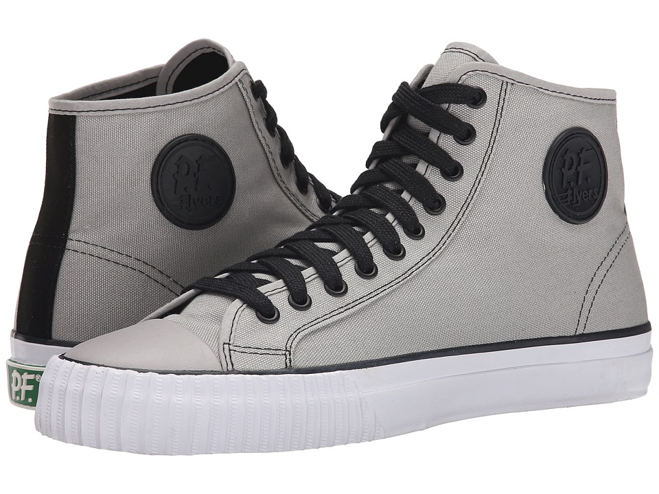 PF Flyers - Center Hi Retro Athletic (Alloy) Men's Shoes
