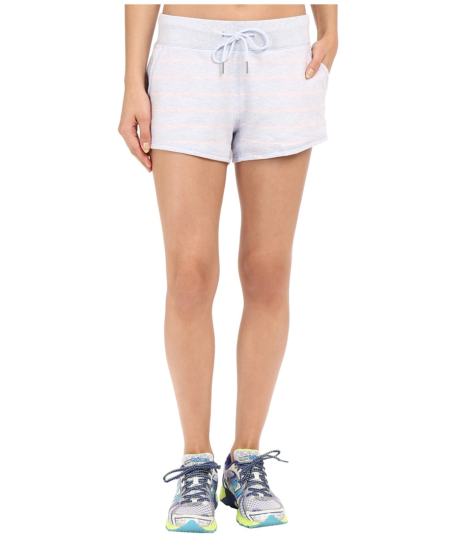 New Balance - French Terry Shorts (Mirage) Women's Shorts