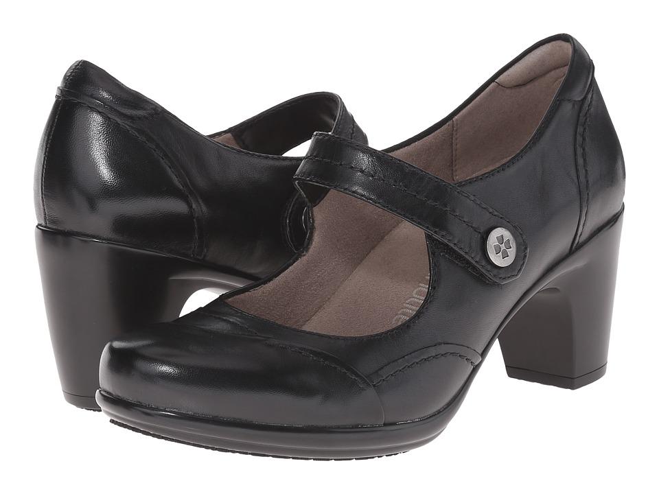 Naturalizer - Venue (Black Leather) High Heels