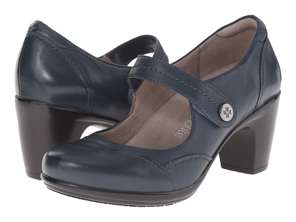 Naturalizer - Venue (Classic Navy Leather) High Heels