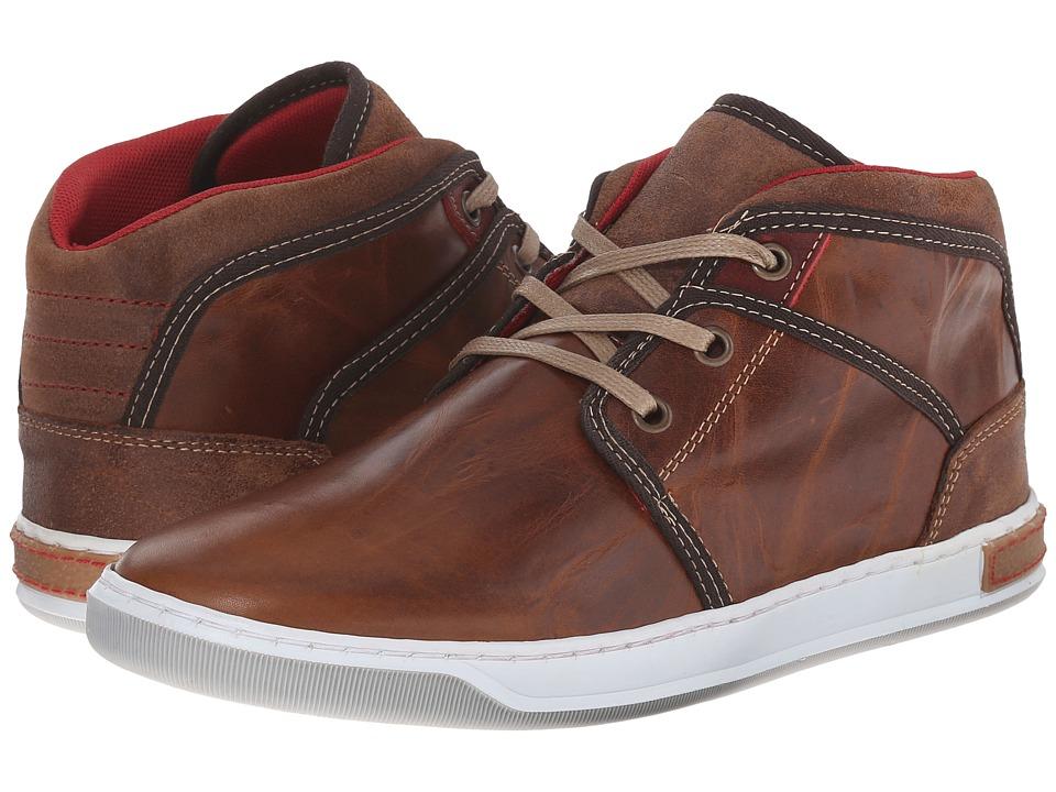 Dune London - Simone (Tan Leather) Men's Shoes