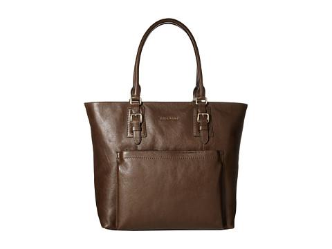Cole Haan - Rockland Tote (Chestnut) Tote Handbags