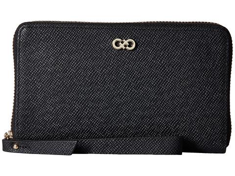 Cole Haan - Amalia Smartphone Wallet (Black) Wallet Handbags