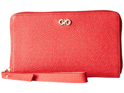 Cole Haan - Amalia Smartphone Wallet (Tango Red) Wallet Handbags