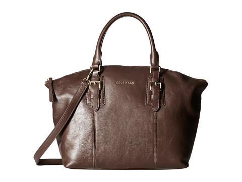 Cole Haan - Rockland Medium Satchel (Chestnut) Satchel Handbags