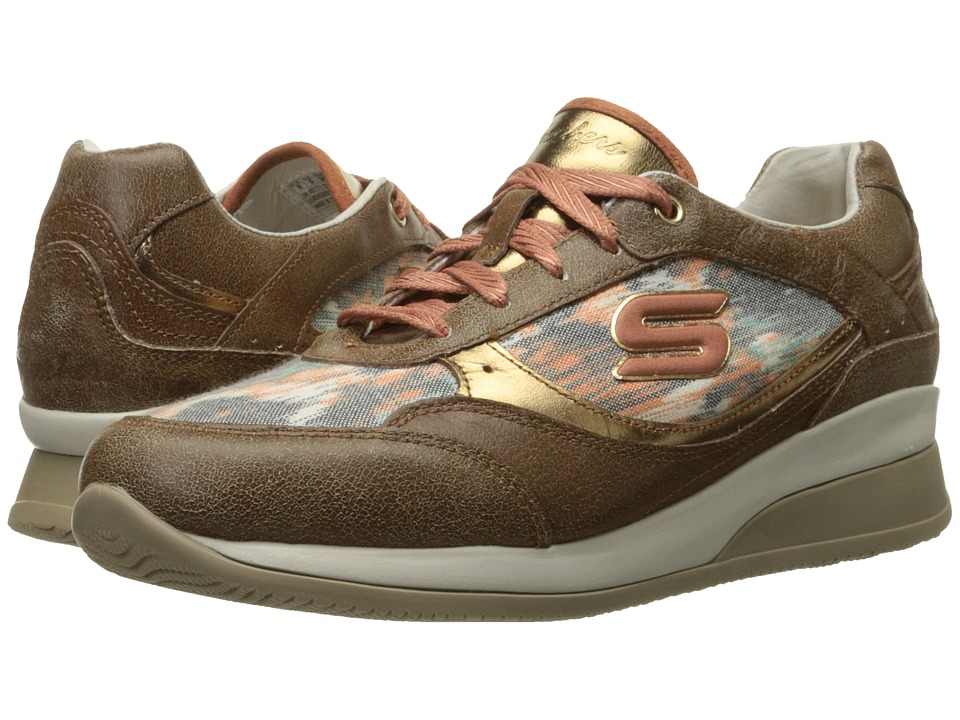 SKECHERS - Vita - Vivere (Brown) Women