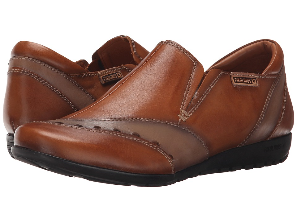 Pikolinos - Lisboa 767-9982C1 (Brandy) Women's Shoes