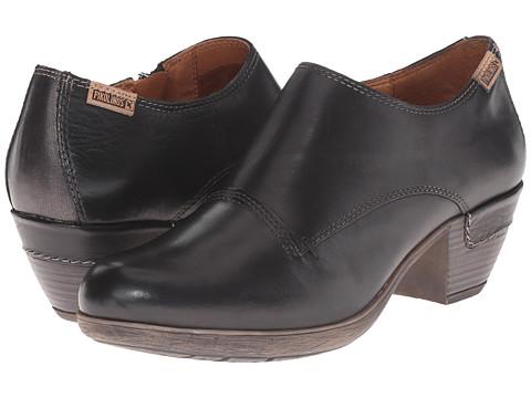 Pikolinos - Rotterdam 902-3530 (Black) Women's Zip Boots