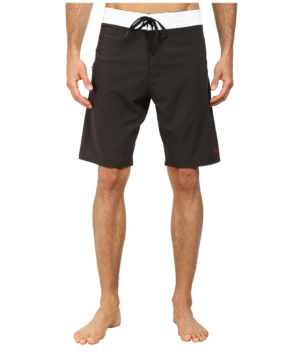Matix Clothing Company - Ridley Boardshorts (Black) Men's Swimwear