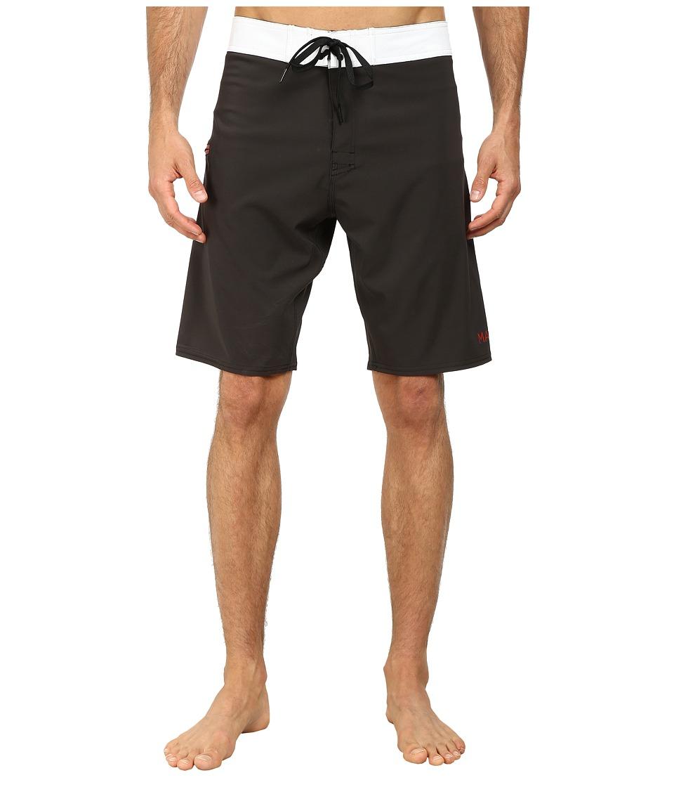 Matix Clothing Company - Ridley Boardshorts (Black) Men's Swimwear