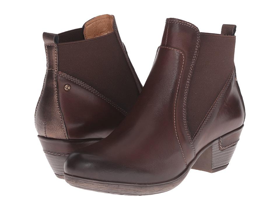 Pikolinos - Rotterdam 902-8553C1 (Olmo) Women's Pull-on Boots