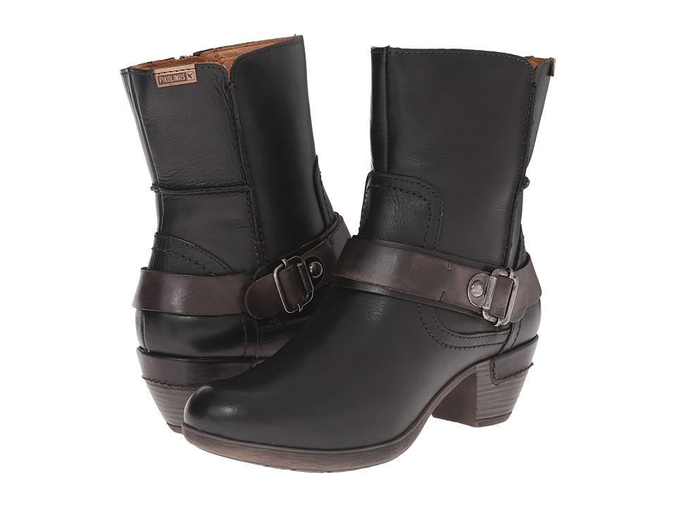 Pikolinos - Rotterdam 902-9948 (Black) Women's Shoes