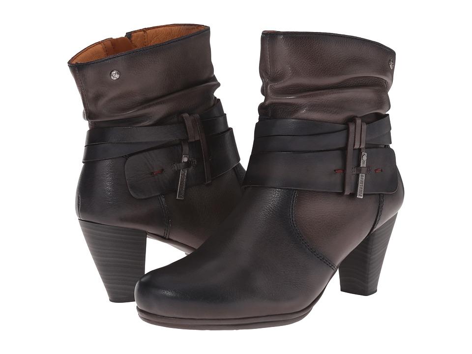 Pikolinos - Verona 829-9834 (Lead) Women's Zip Boots