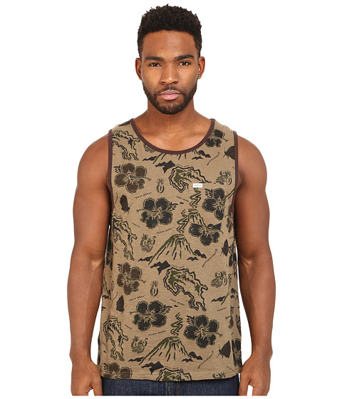 Matix Clothing Company - Brava Tank Top Knit (Army) Men's Clothing
