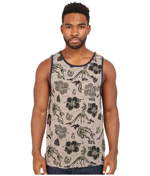 Matix Clothing Company - Brava Tank Top Knit (Grey) Men's Clothing