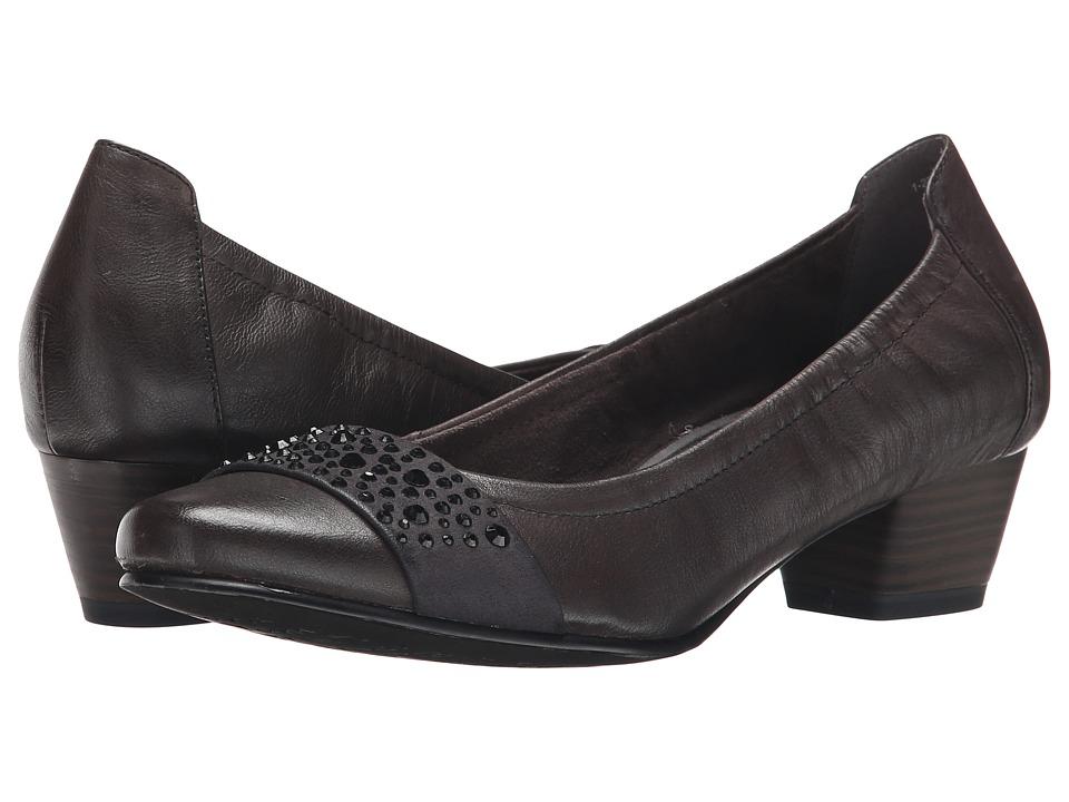 Tamaris - Anisa 1-1-22303-25 (Anthracite) High Heels