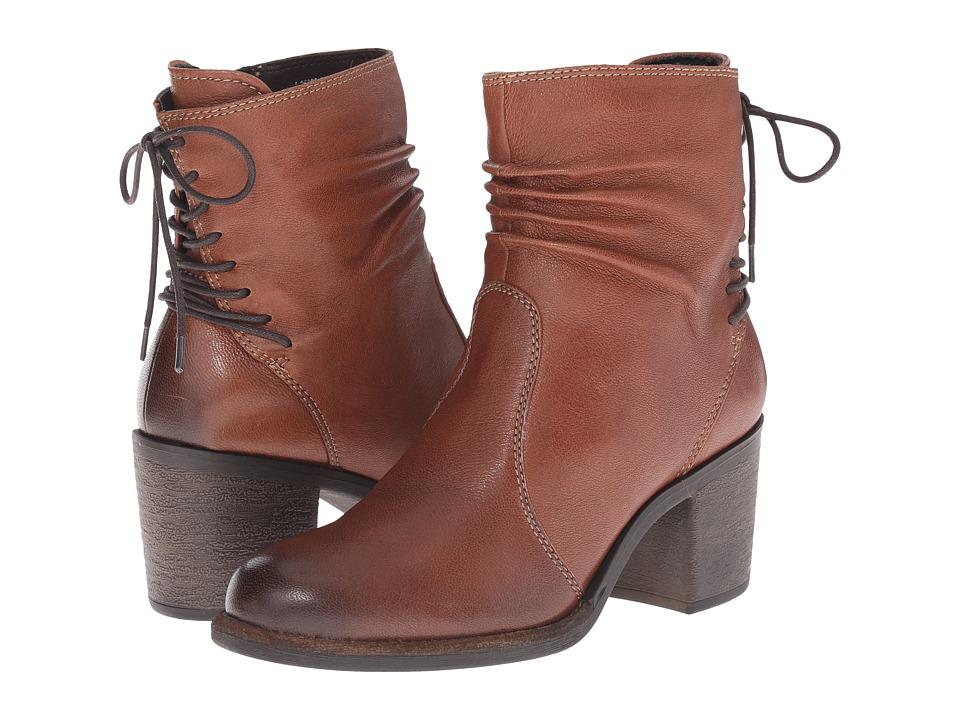 Tamaris - Jacy 1-1-25022-25 (Cognac) Women's Boots