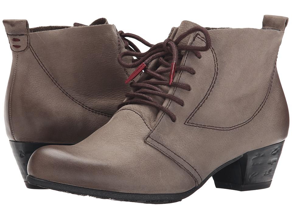 Tamaris - Ocimum 1-1-25115-25 (Cigar) Women's Lace-up Boots