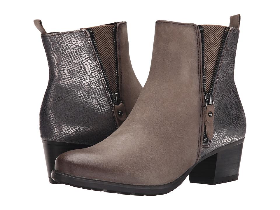Tamaris - Campsis 1-1-25370-25 (Cigar Combo) Women's Boots