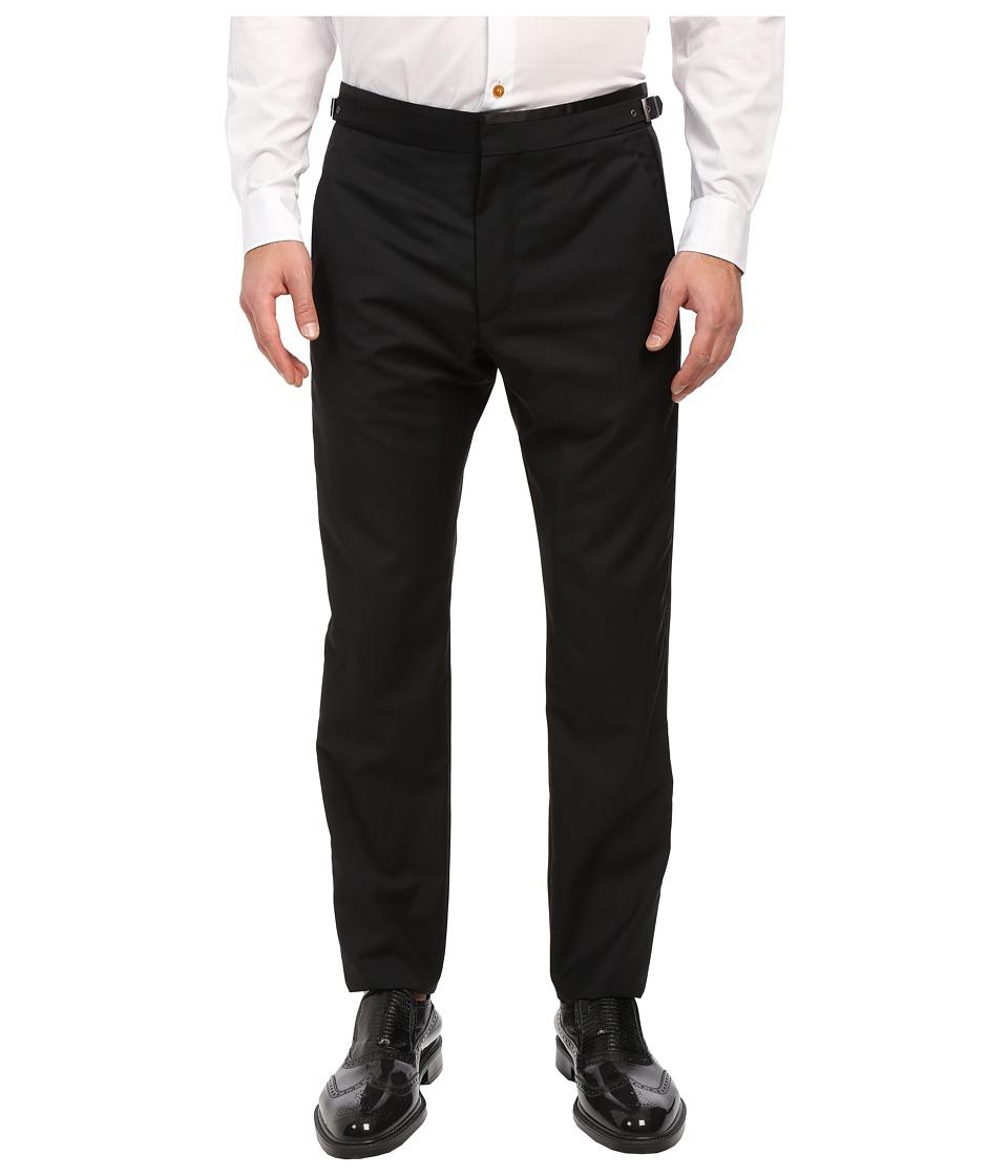 Vivienne Westwood - Evening Trousers (Black) Men's Dress Pants