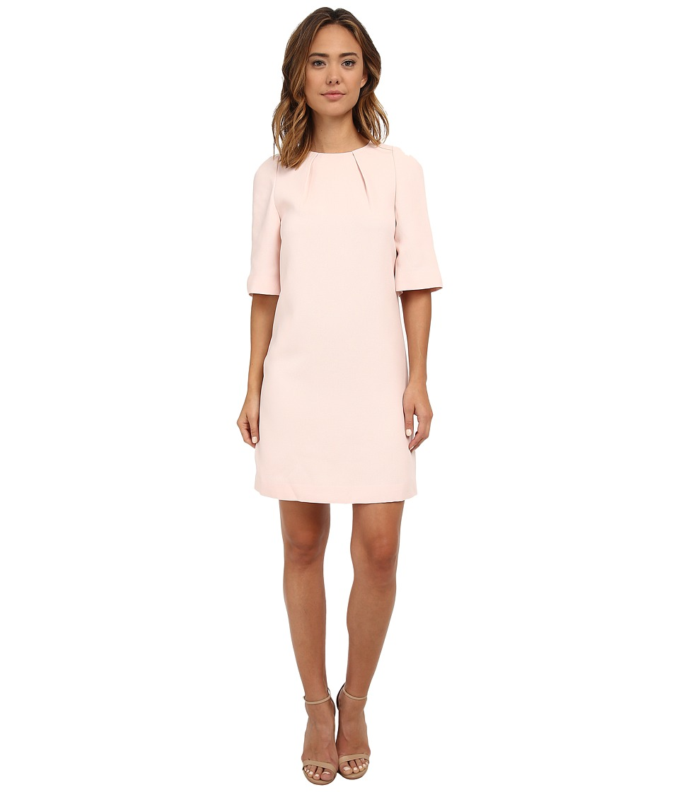 Ted Baker - Bell Sleeve Mini Dress (Pink) Women's Dress