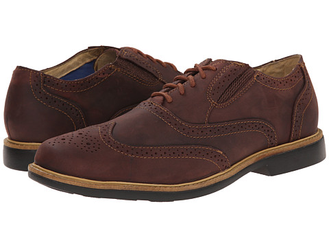 Mark Nason - Skipton (Brick) Men's Lace up casual Shoes