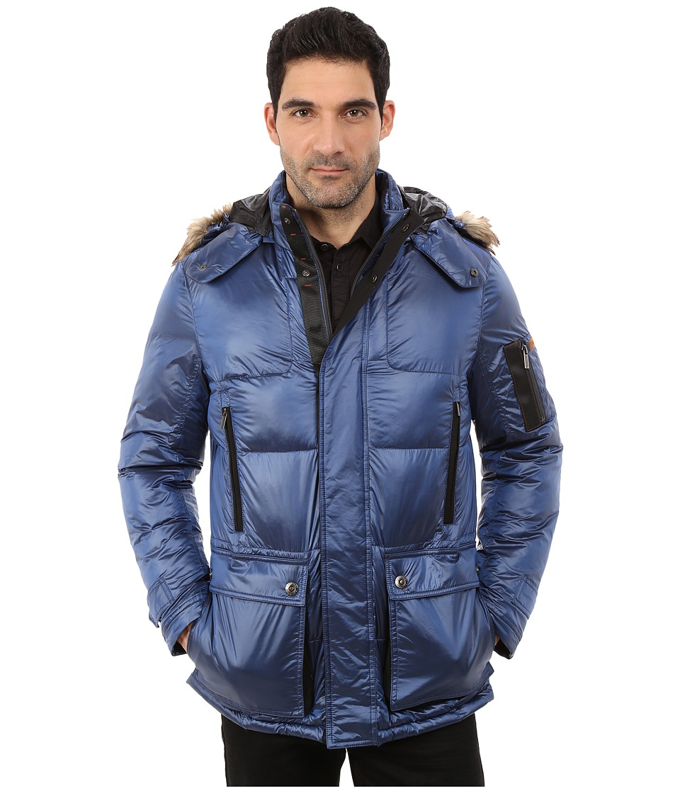 Rainforest - Ridgeville Coat (Midnight) Men's Coat