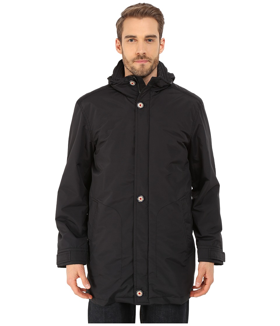 Rainforest - Cordova Coat (Black) Men's Coat