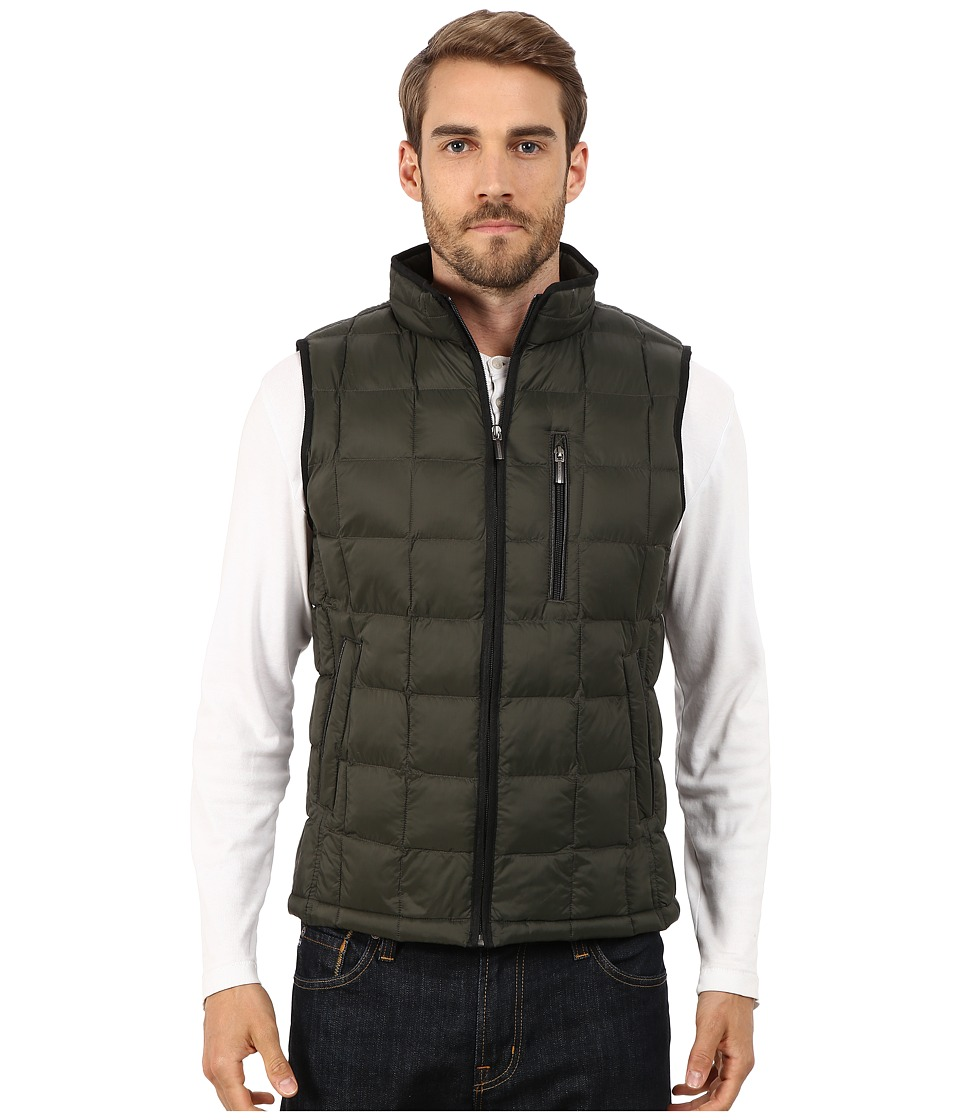 Rainforest - Quilted Vest w/ ThermoLuxe Insulation (Kale) Men