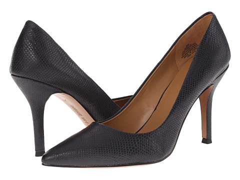 Nine West - Flax (Navy Reptile) High Heels