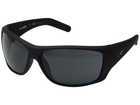 Arnette - Heist 2.0 (Fuzzy Black/Grey) Sport Sunglasses