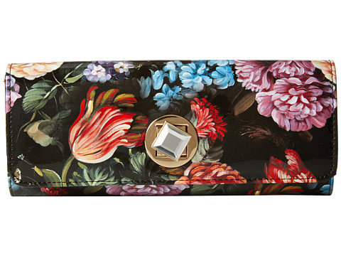 Jessica McClintock - Carmela Clutch (Floral) Clutch Handbags
