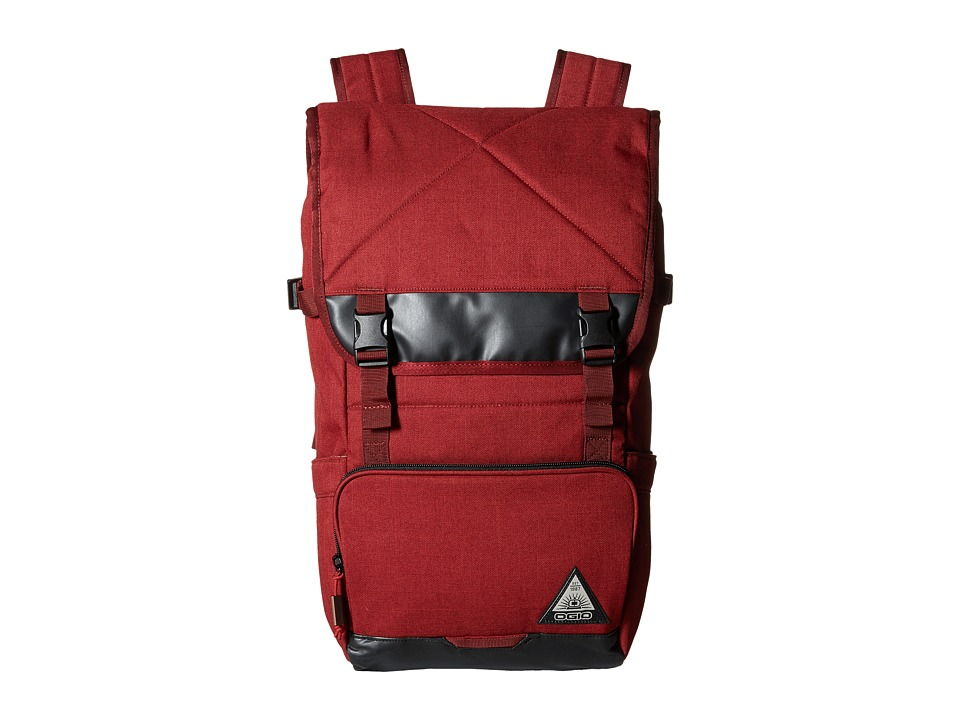 OGIO - Ruck 22 Pack (Red) Backpack Bags