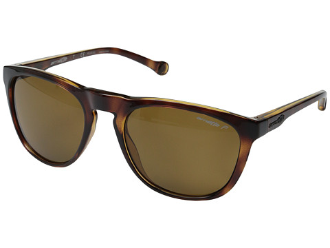 Arnette - Moniker (Havana/Brown Polarized) Sport Sunglasses