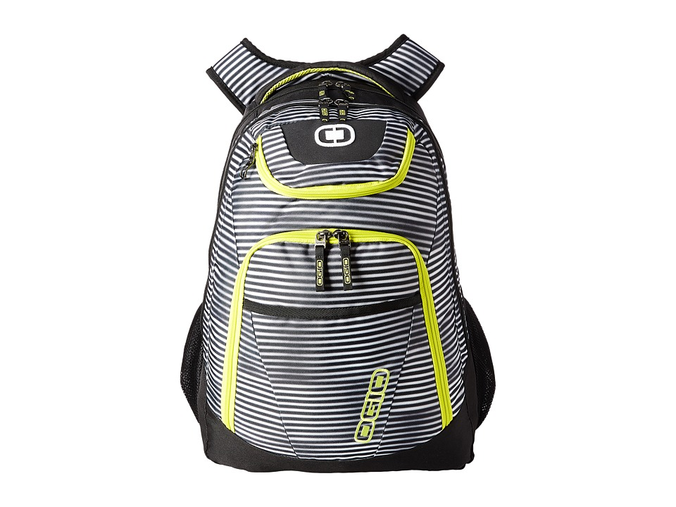 OGIO - Tribune Pack (Blinders/Green) Backpack Bags