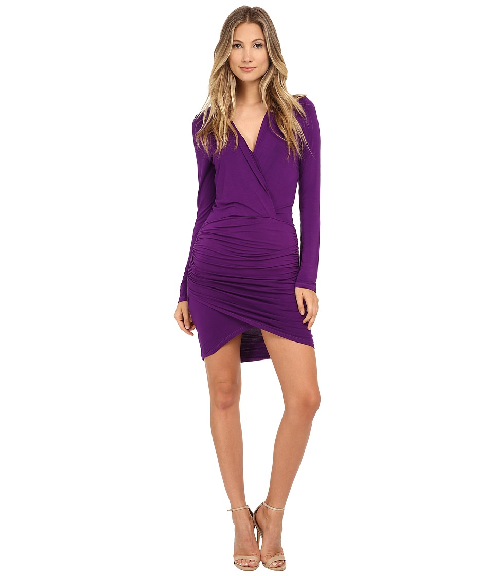 Young Fabulous & Broke - Babe Dress (Amethyst) Women's Dress