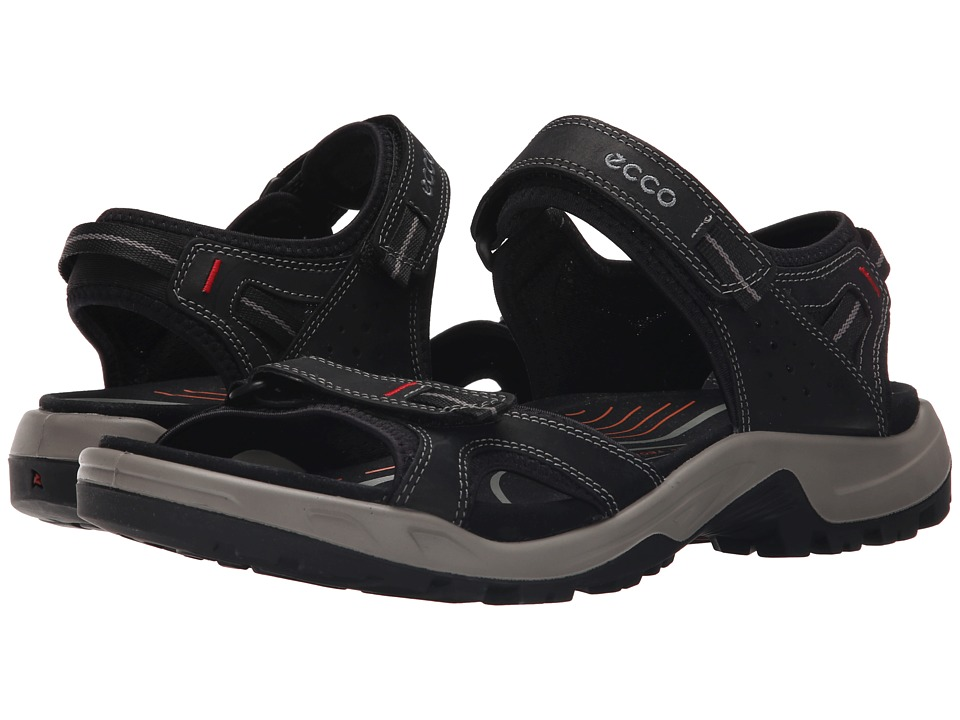 ECCO Sport - Offroad (Black) Men's Shoes
