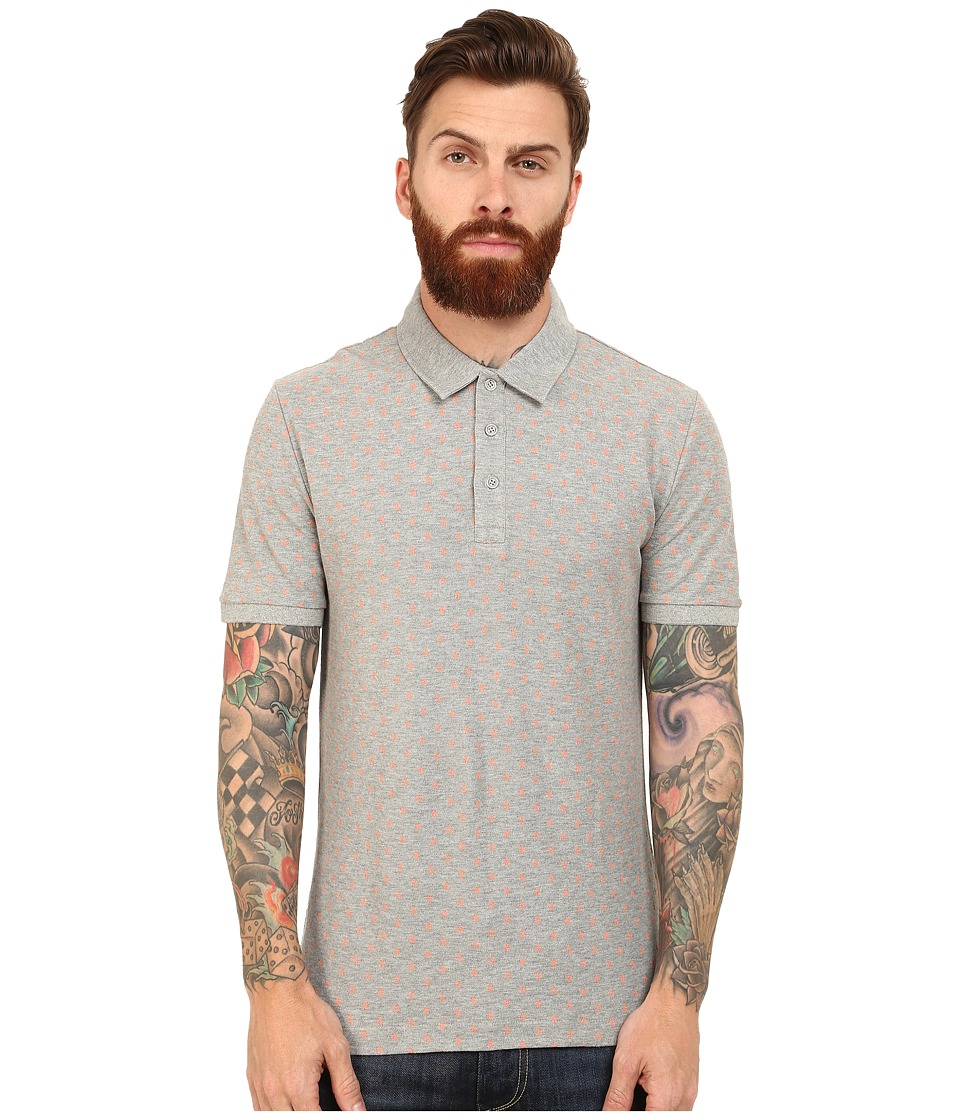 Original Penguin - Re-Pete Polo (Rain Heather) Men's Clothing