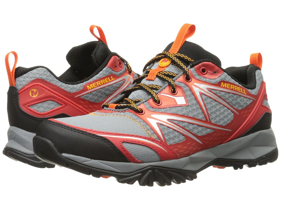 Merrell - Capra Bolt (Bright Red) Men's Shoes