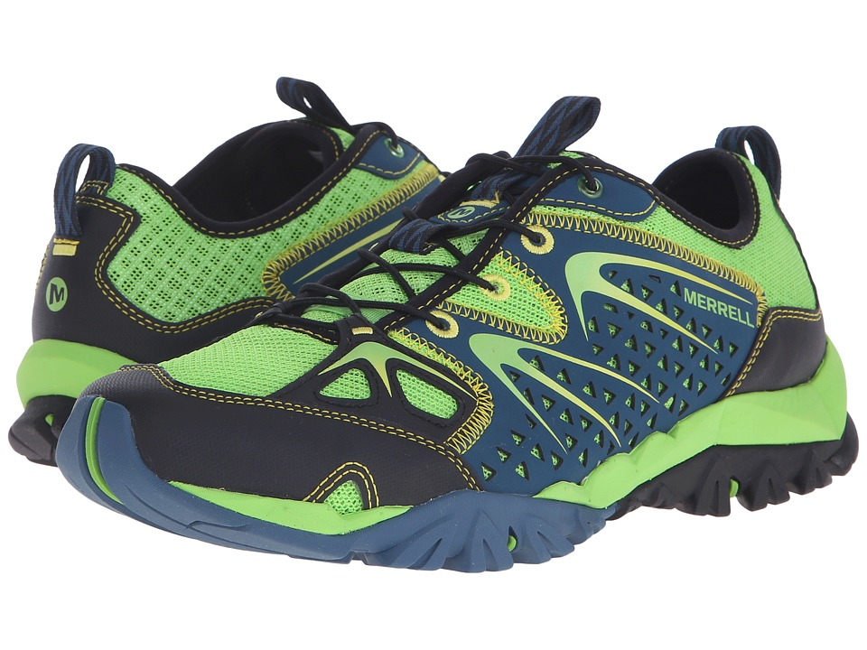 Merrell - Capra Rapid (Bright Blue) Men