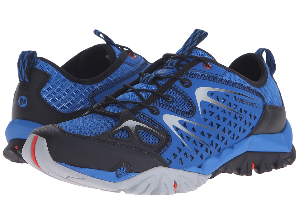 Merrell - Capra Rapid (Blue Dusk) Men's Shoes