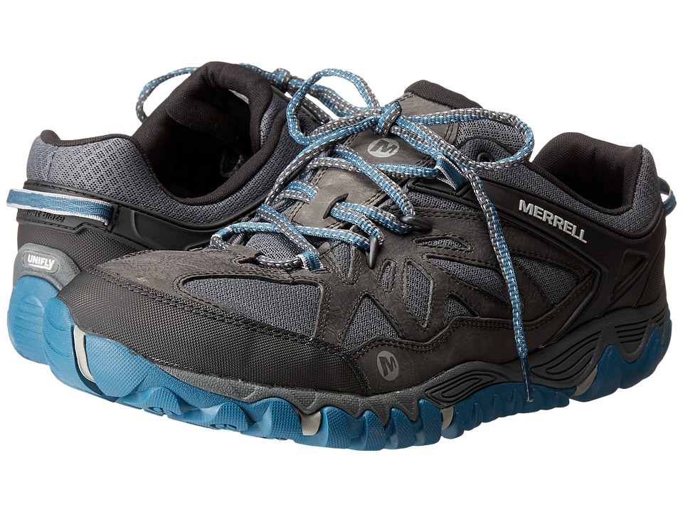 Merrell - All Out Blaze Vent (Grey/Multi) Men's Shoes
