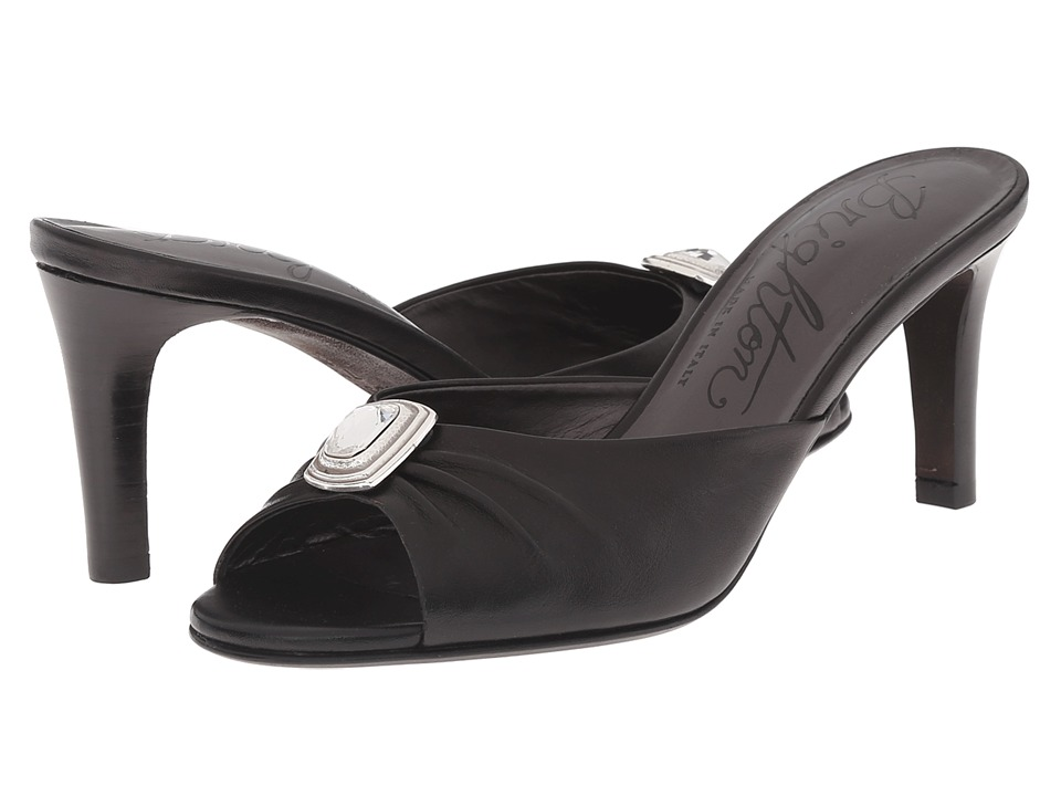 Brighton - Russia (Black) Women's Dress Sandals