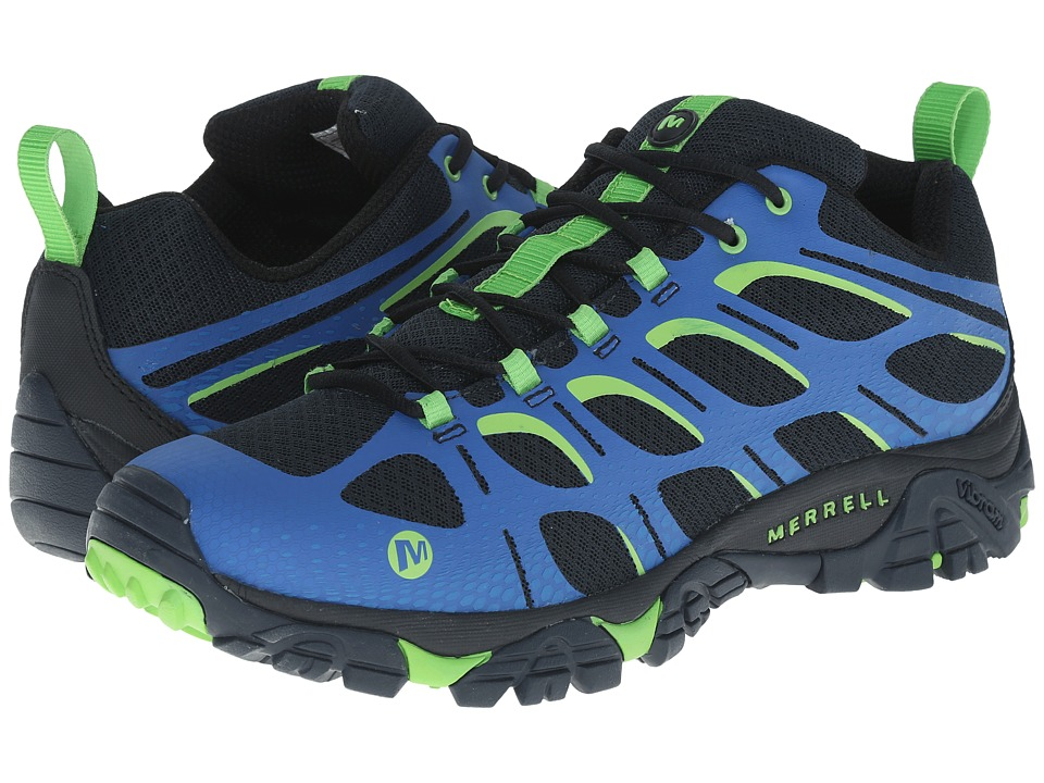 Merrell - Moab Edge (Navy) Men's Shoes