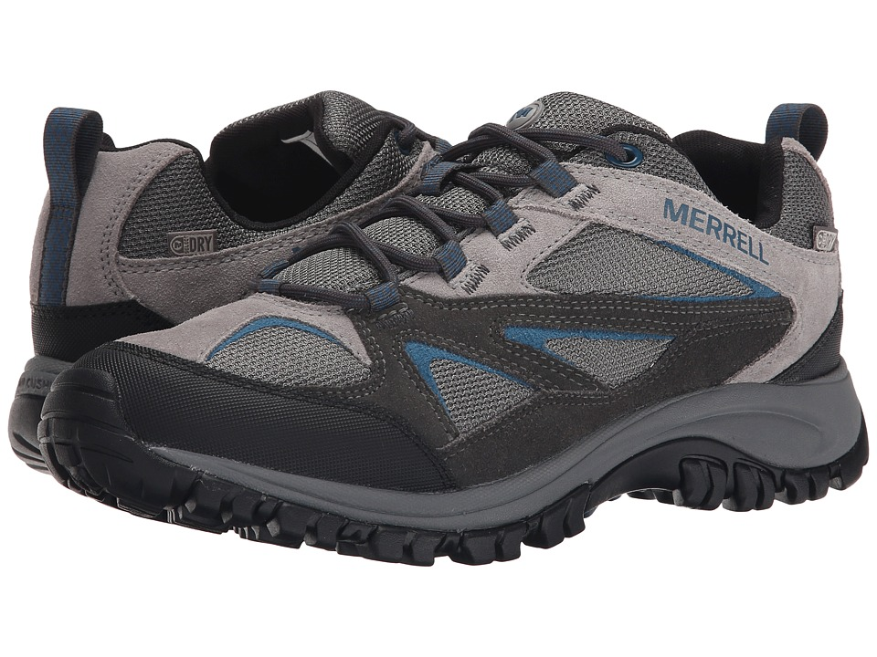 Merrell - Phoenix Bluff Waterproof (Grey) Men's Shoes