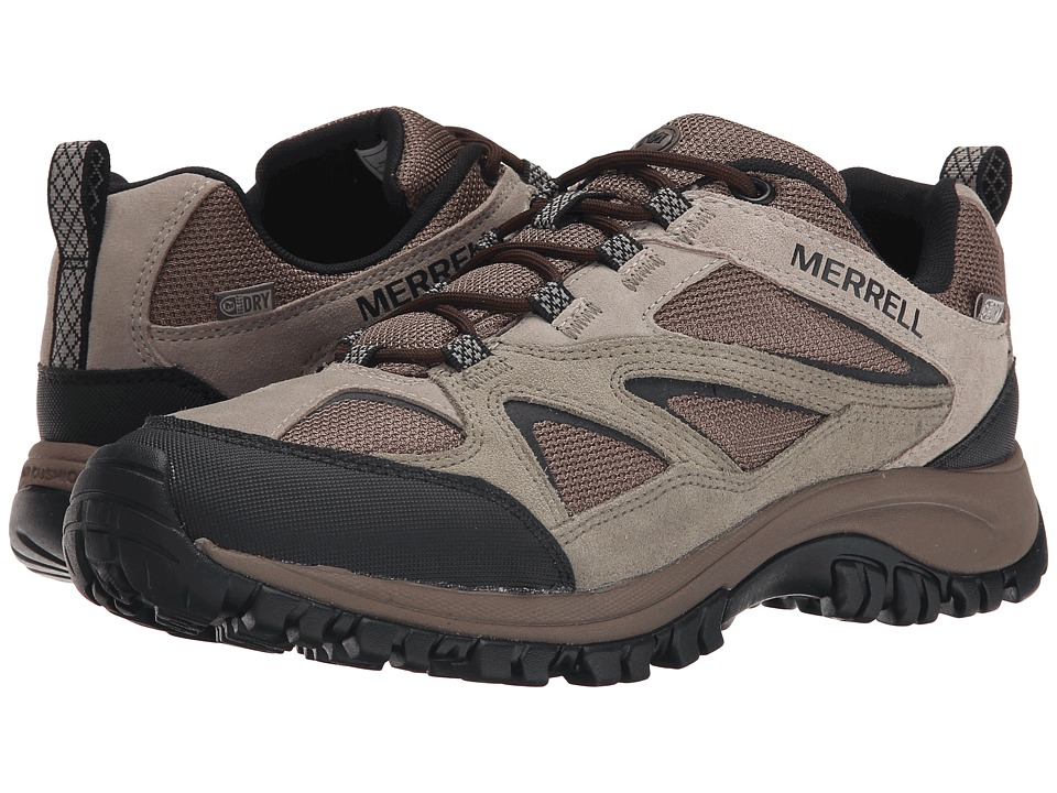 Merrell - Phoenix Bluff Waterproof (Putty) Men's Shoes