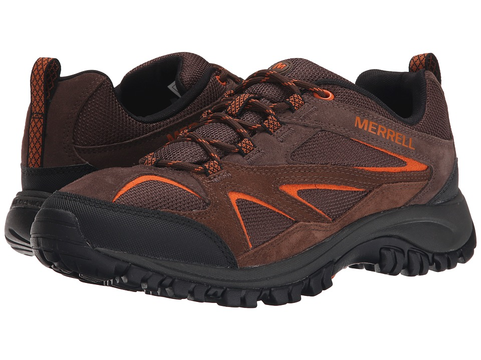 Merrell - Phoenix Bluff (Dark Brown) Men's Shoes