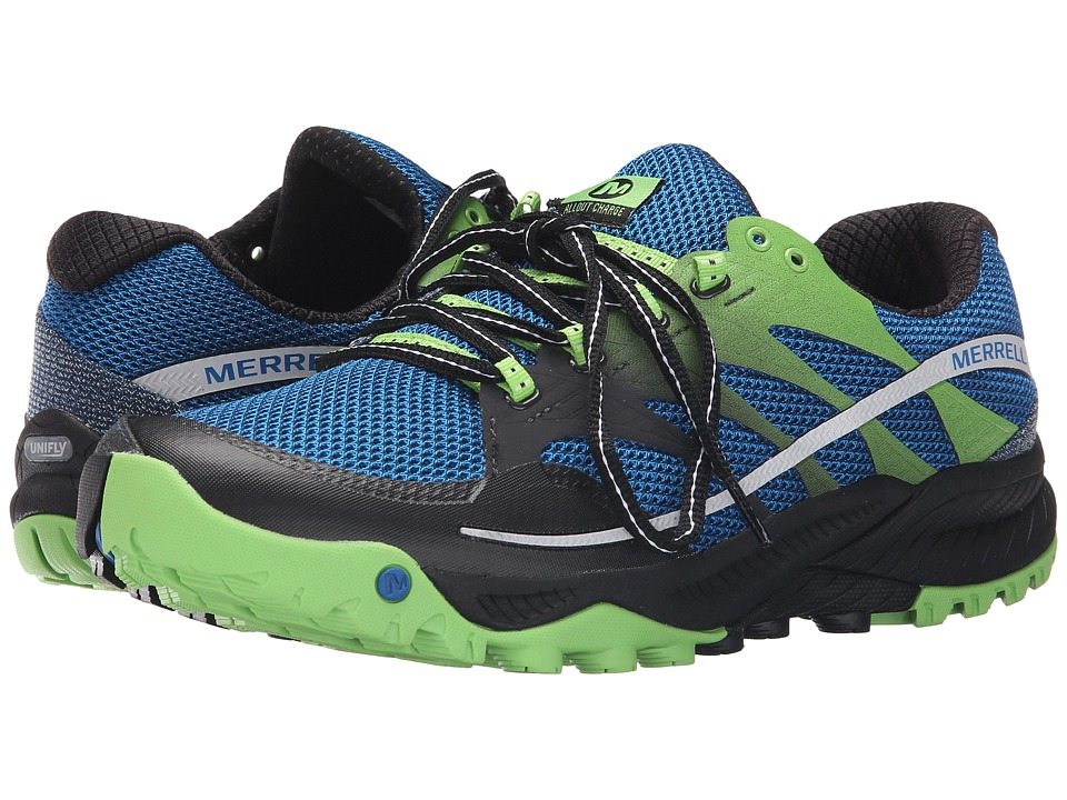 Merrell All Out Charge (Blue Dusk) Men
